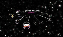 Copy of juan VALERA