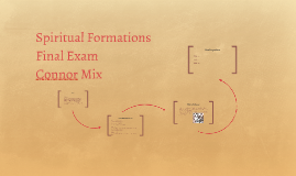 Spiritual Formations 2014 Class Elements