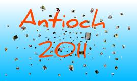 Antioch 2011