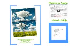 Copy of Planificación  con uso de TIC
