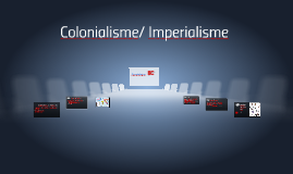 Copy of Colonialisme/ Imperialisme