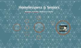 Seniors & Homelessness