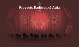 Copy of Proyecto Radioteatro en la Escuela