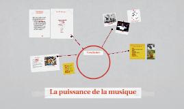 Copy of La puissance de la musique