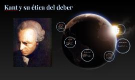 Kant y su ética del deber