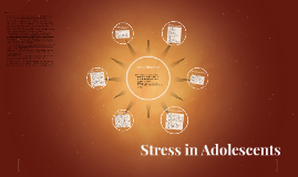 Stress in Adolescents