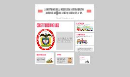 LA CONSTITUCIÓN DE 1863, LA MODERNIZACIÓN, LA REFORMA EDUCAT