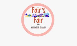 Fair's