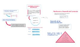 Analisis y Desarrollo de los Contenidos