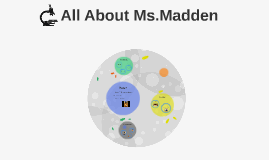All About Ms.Madden
