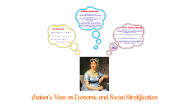 Austen's View on Economic and Social Stratification