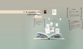 Copy of Copy of L. de Góngora  y el Culteranismo.