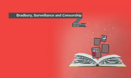 Bradbury, Surveillance and Censorship