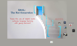 The Positive Impact of Digital Media on Young ESOL Learners