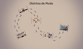 Distritos de Moda