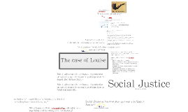 Social Justice IAEVG 2014