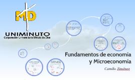 Fundamentos de economía y Microeconomía