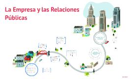 Copy of Las relaciones públicas en una empresa