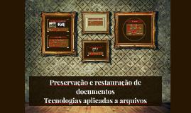 Copy of Tecnologias aplicadas a arquivos