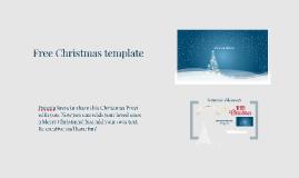 Copy of Free Christmas Prezi from Prezzip