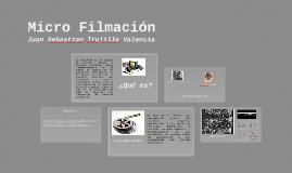 Micro Filmación