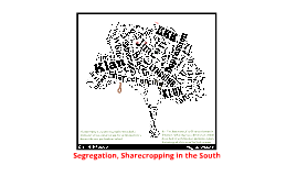 Sharecroppers and Segregation in the Deep South