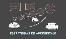 ESTRATEGIAS DE APRENDIZAJE (2)