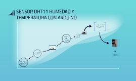 Copy of SENSOR DHT11 HUMEDAD Y TEMPERATURA CON ARDUINO
