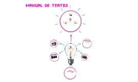MANUAL DE TEATRO