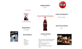 Copy of Coca-Cola Company