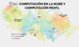 Copy of Computacion en la nube y computación movil.