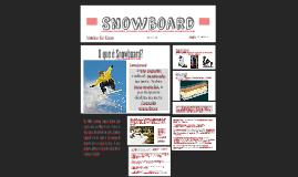 Copy of Snowboard