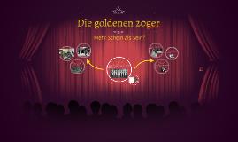 Die goldenen 20ger