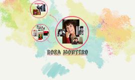 Copy of Rosa Montero