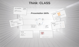 Think: CLASS Student Services Presentations
