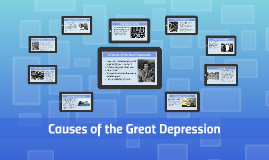 Copy of Causes of the Great Depression