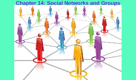 Chapter 14: Social Networks and Groups