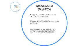 CIENCIAS 3