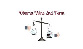 Obama Wins 2nd Term