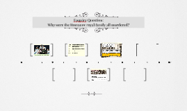 Enquiry Question: