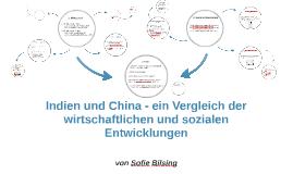 Indien und China - ein Vergleich der