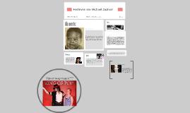 Het leven van Michael Jackson