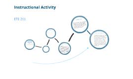 Instructional Activity
