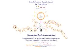 Creatividad desde la creatividad