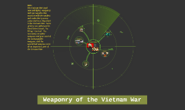 Weaponry of the Vietnam War