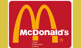 Copy of McDonald's Business Ethics