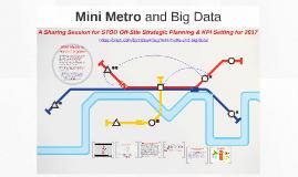 Mini Metro and Big Data