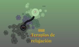 Terapïas de relajación