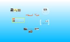 Head Tax