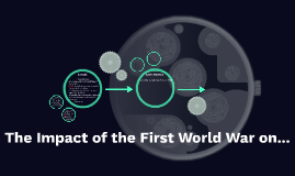 The Impact of the First World War on...